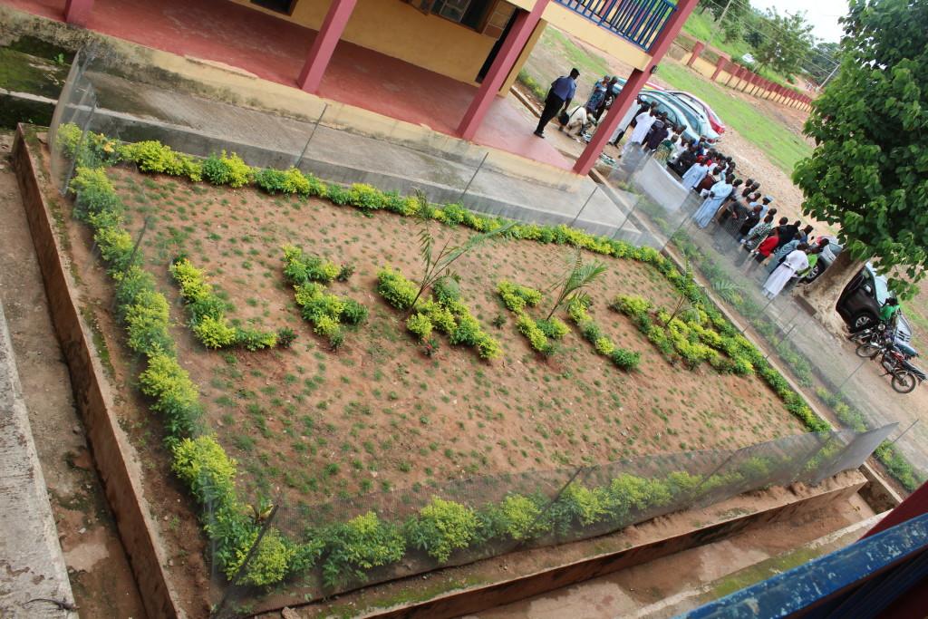 Abuja Training School Admin Block