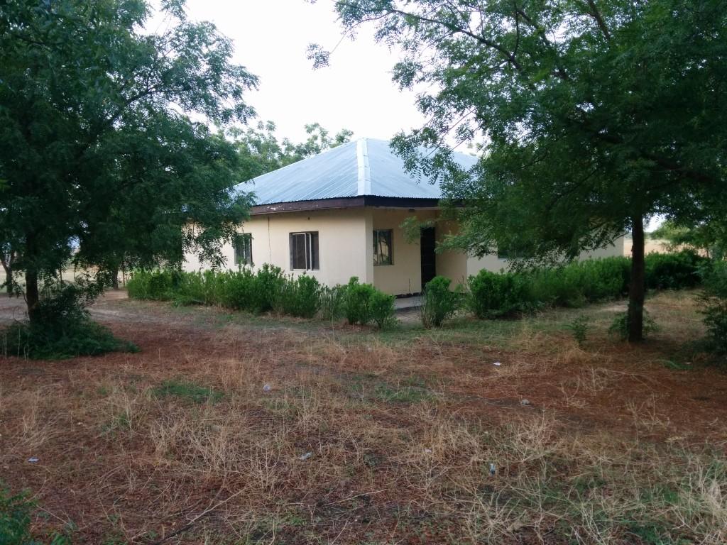 Staff Quarters Gombe Training School