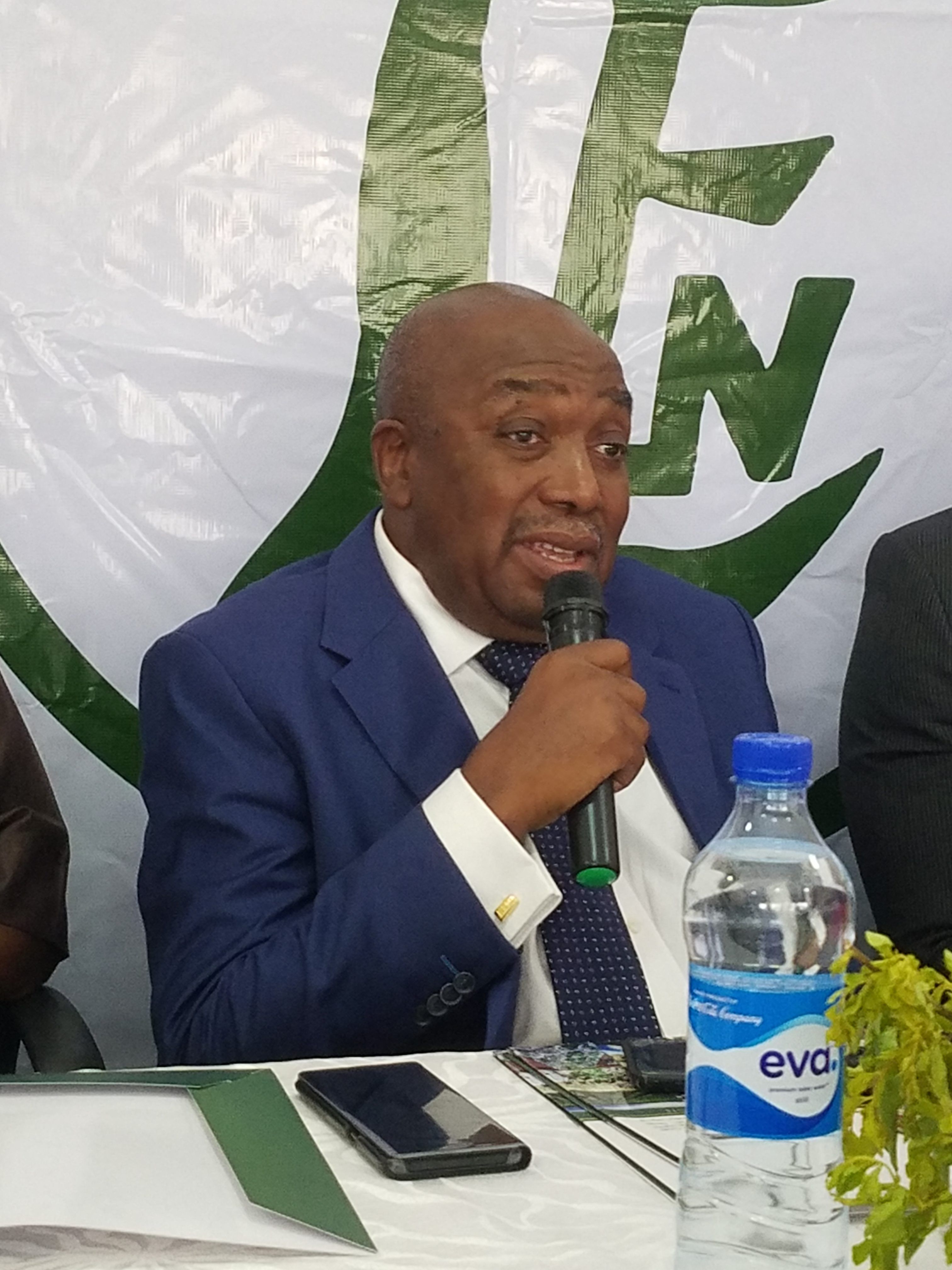 Leventis Group Nigeria Chairman gives Speech at LFN@30 Logo Unveiling