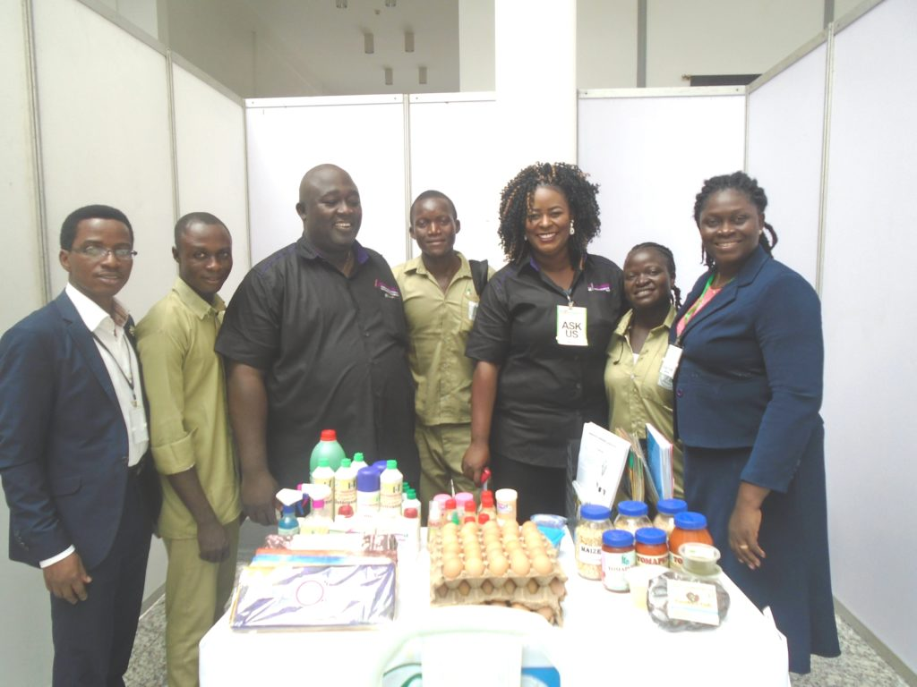 LFN Staff at AgriExpo 2017