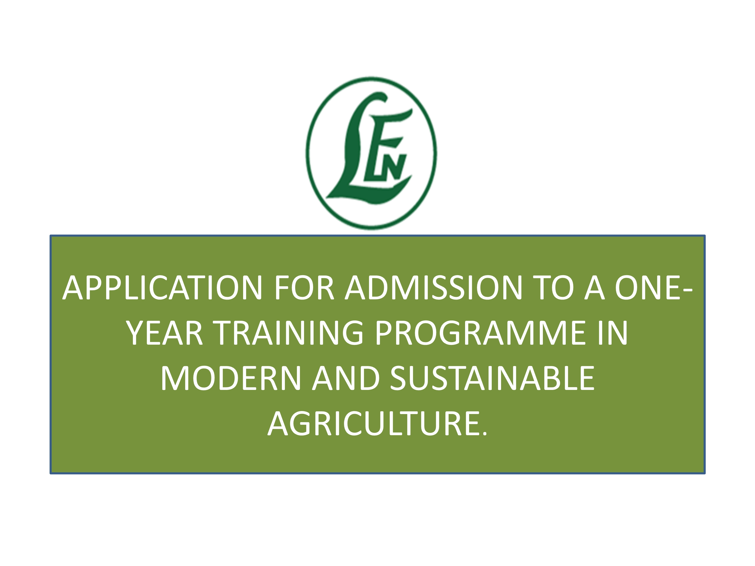 Leventis Foundation (Nigeria) Application for 2017 Admission
