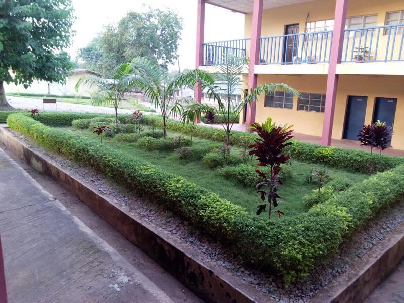 Administrative Block Yaba