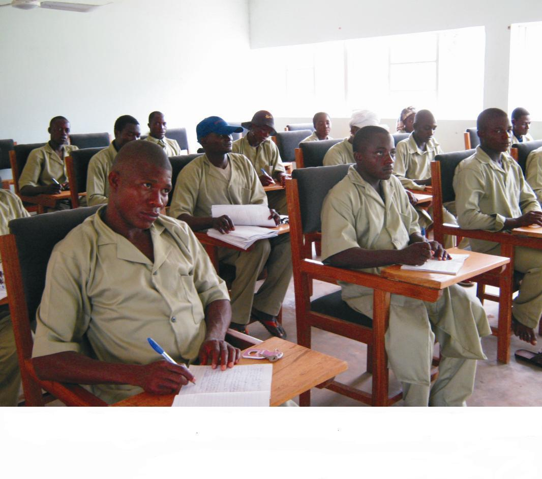 Training Room for Trainees at Yaba