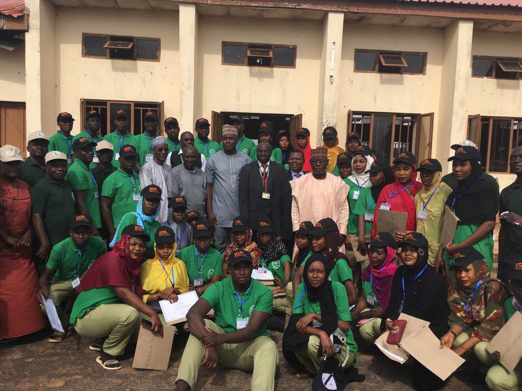 Official Closing Ceremony for N2 Africa Borno Youth Agripreneurs Training Programme