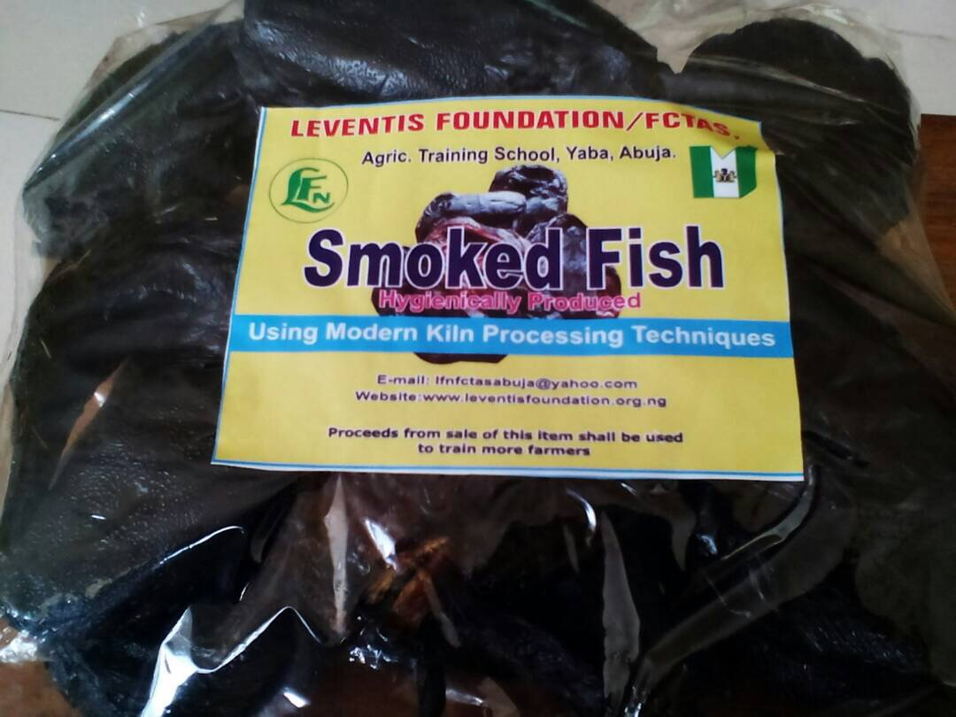 Smoked Fish ( N 1200 )