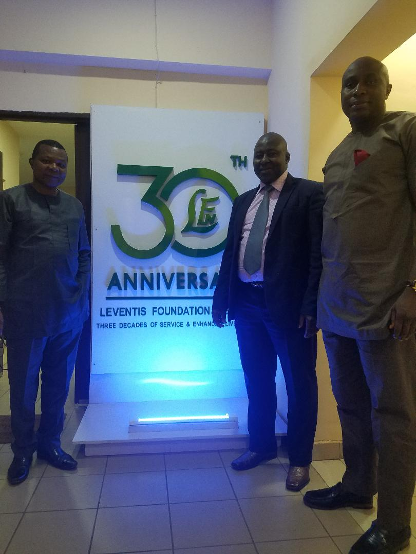 NIRSAL Proposes Partnership with Leventis Foundation Nigeria
