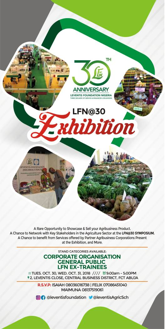LFN@30 Exhibition